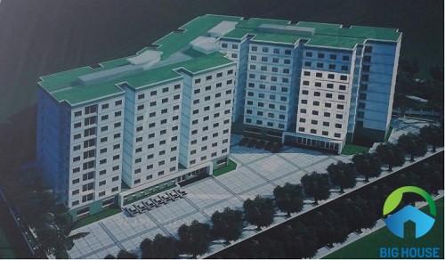 Dự án chung cư Tây Tựu