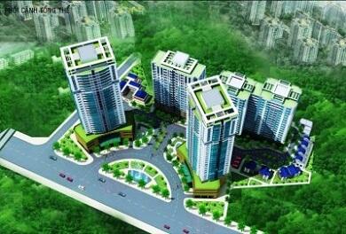Dự án khu nhà ở Quân Đội K35 Tân Mai – Hoàng Mai – Hà Nội