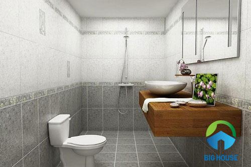 TOP mẫu gạch ốp tường nhà vệ sinh Tasa ĐẸP nhất 2020