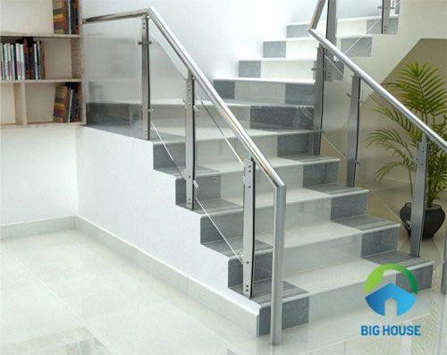 Gạch ốp cầu thang tasa – Đột phá kiến trúc trong không gian sống hiện đại