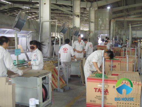 Công ty gạch Tasa 3