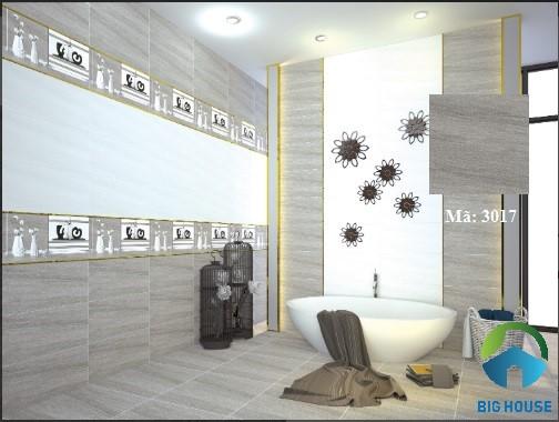 gạch ceramic tasa 30x30 3017 bề mặt men matt có khả năng chống trơn trượt tốt