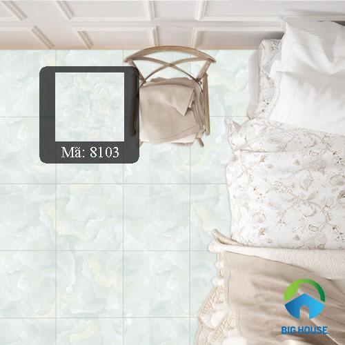Mẫu gạch Tasa lát nền phòng ngủ mã 8103