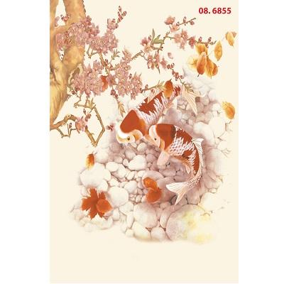 Gạch tranh Tasa 6855