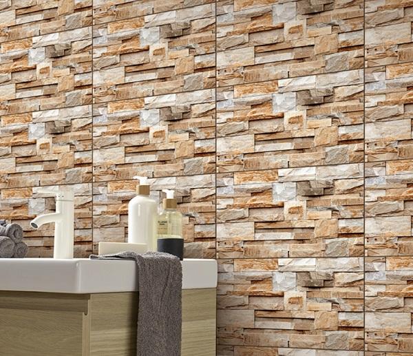 Review gạch ốp tường giả đá – Mẫu nào đẹp nhất, mua đâu rẻ nhất?