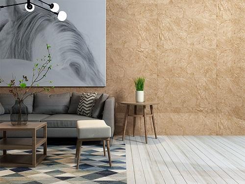 gạch ốp tường trang trí phòng khách 9