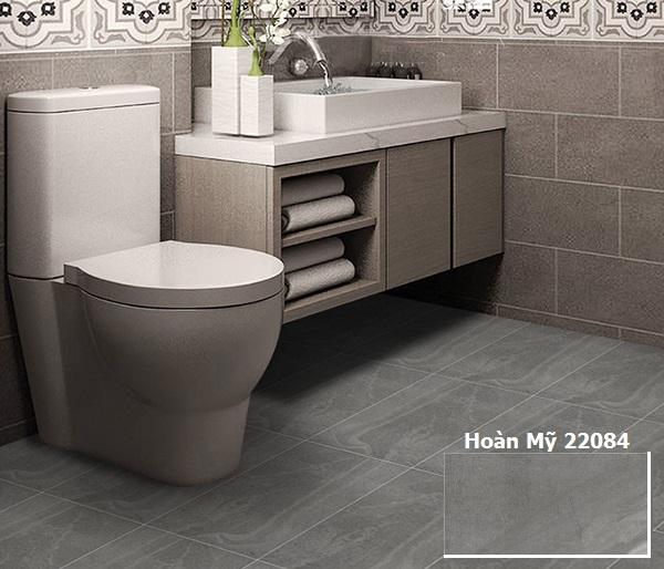 gạch lát nhà vệ sinh 30x60 hoàn mỹ 22084