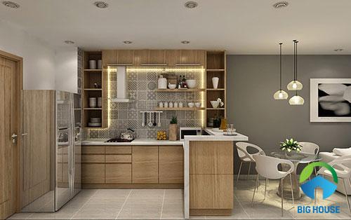 chọn gạch lát nền phòng bếp 2