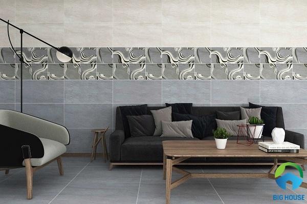 gạch ốp tường phòng khách 30x60 18