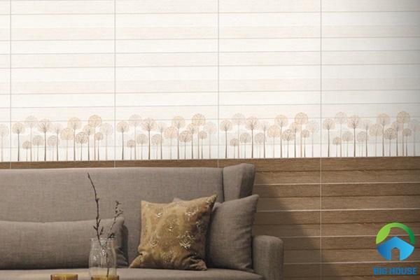 gạch ốp tường phòng khách 30x60 7