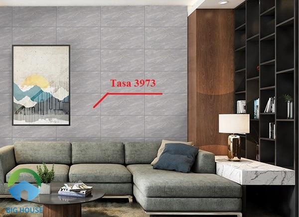 gạch ốp tường phòng khách tasa 3973