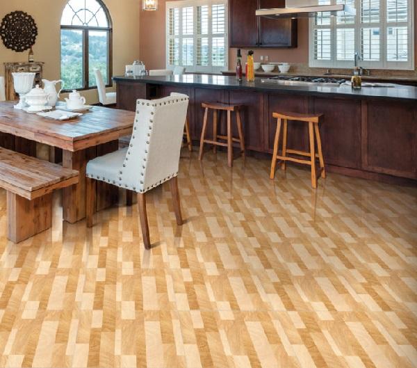 Nhà bếp nên lát gạch màu gì?
