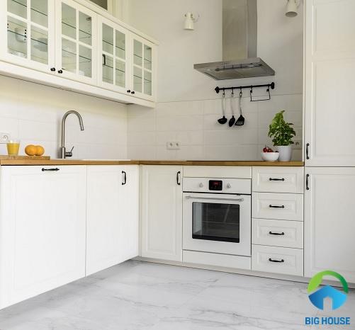 nhà bếp nên lát gạch màu gì 5