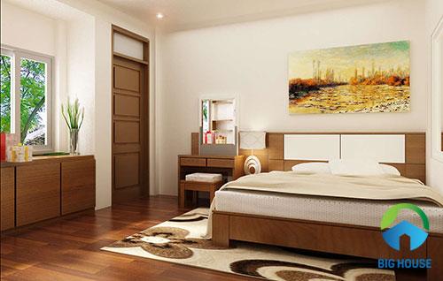 phòng ngủ hợp phong thủy 2