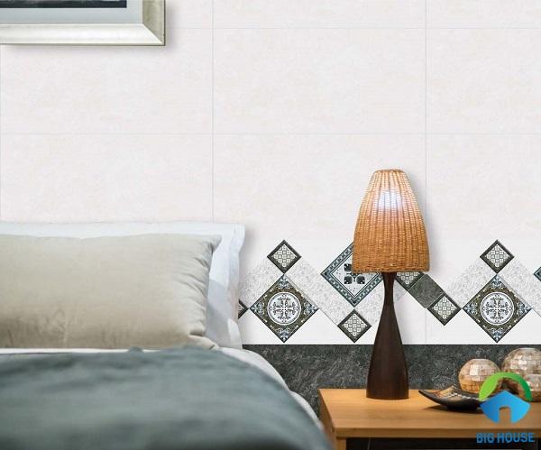 gạch ốp tường phòng ngủ giá rẻ 10