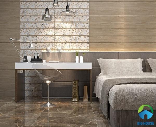 gạch ốp tường phòng ngủ giá rẻ 5