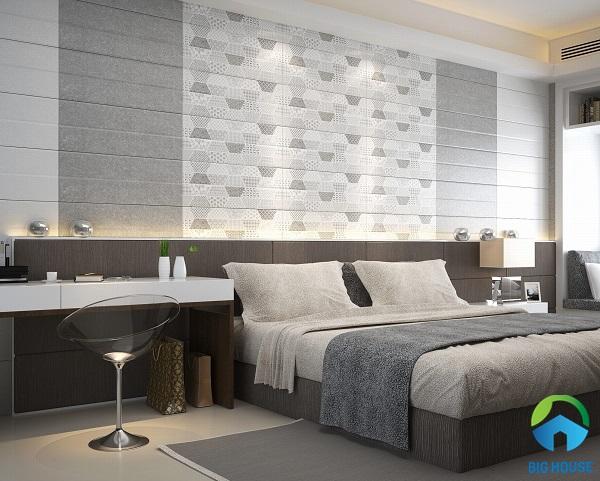 gạch ốp tường phòng ngủ giá rẻ 6