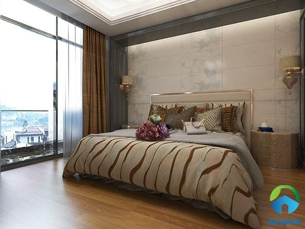 gạch ốp tường phòng ngủ giá rẻ 8