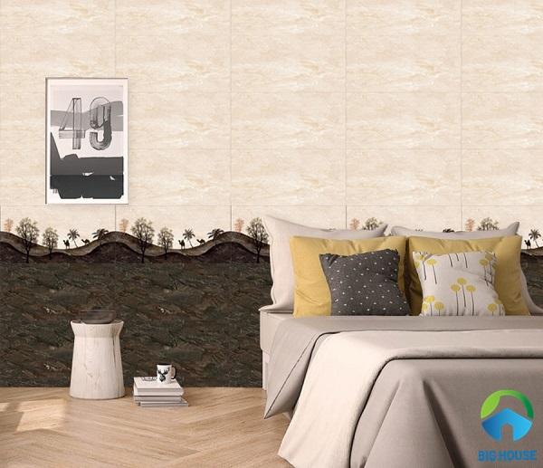 gạch ốp tường phòng ngủ giá rẻ 9