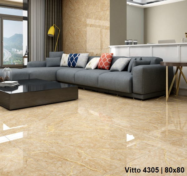 gạch hợp mệnh Kim Vitto 4305