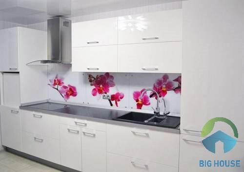 gạch tranh trang trí phòng bếp 1
