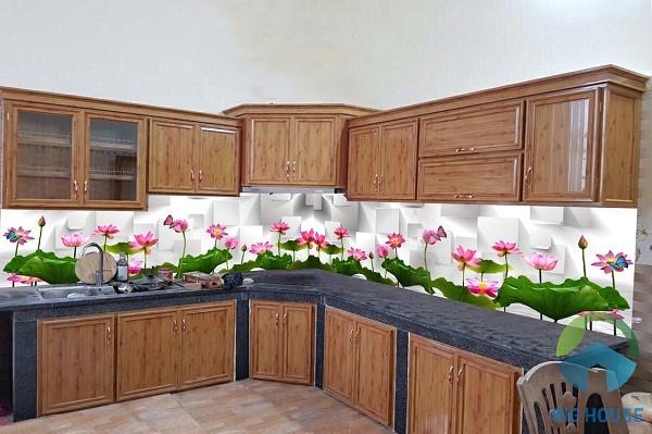gạch tranh trang trí phòng bếp 3