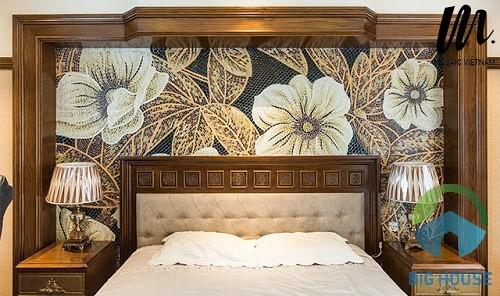 gạch tranh trang trí phòng ngủ 3