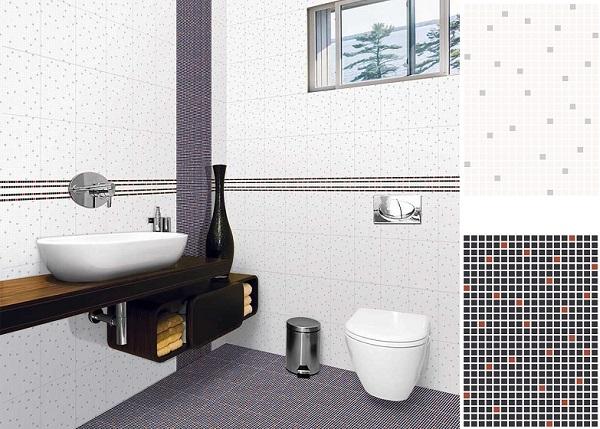 mẫu gạch ốp tường viglacera 30x45 b4556