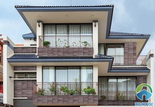 TOP mẫu gạch thẻ ốp mặt tiền nhà đẹp dẫn đầu xu hướng 2020