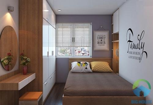 thiết kế phòng ngủ 10m2 1