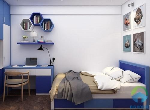 thiết kế phòng ngủ 10m213