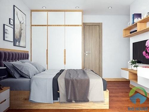 thiết kế phòng ngủ 10m2 2