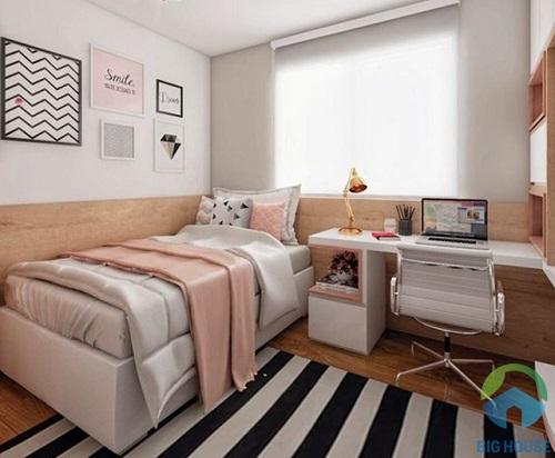 thiết kế phòng ngủ 10m2 3
