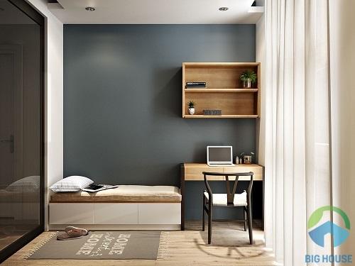 thiết kế phòng ngủ 10m2 4