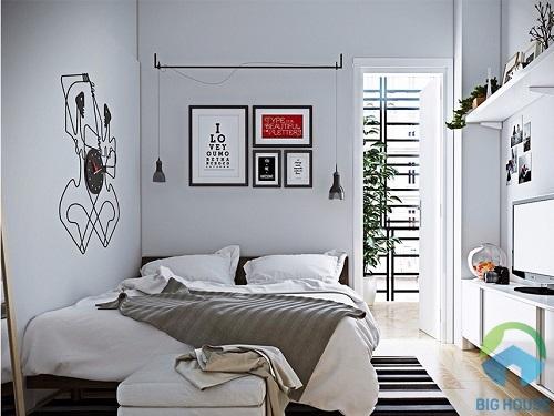 thiết kế phòng ngủ 10m2 6