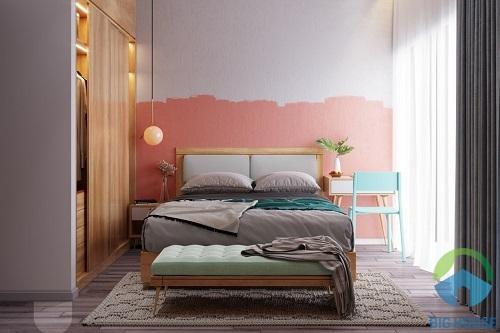 thiết kế phòng ngủ 10m2 8