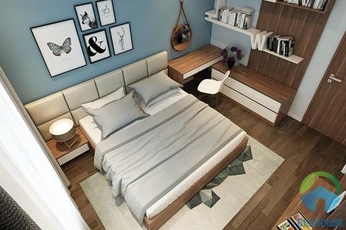 thiết kế phòng ngủ 10m2 9