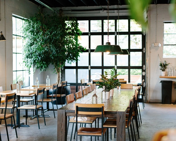 gạch lát nền quán cà phê 12