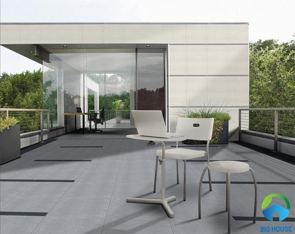 Gạch lát sân thượng: TOP gạch đẹp chống nóng, chống thấm TỐT NHẤT