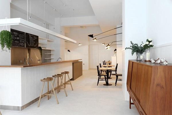 gạch nền quán cà phê 3