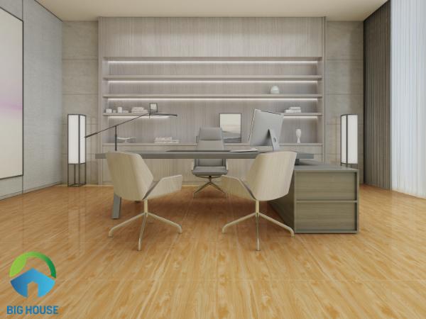 Mẫu gạch Vitto 3582 phù hợp cho cả những không gian phòng làm việc