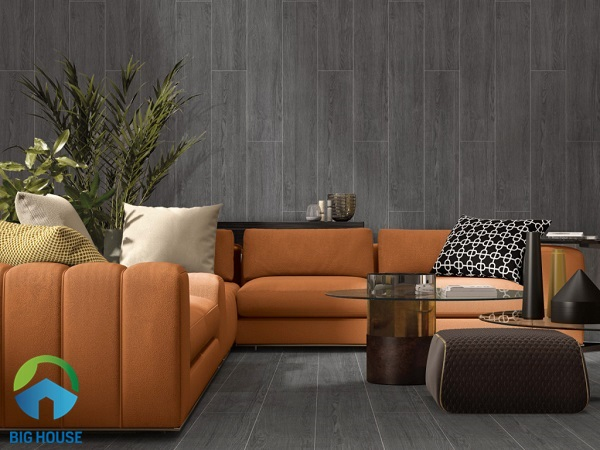 Mẫu gạch vân gỗ Prime 03.200120.08351 ứng dụng cho cả ốp tường và lát nền