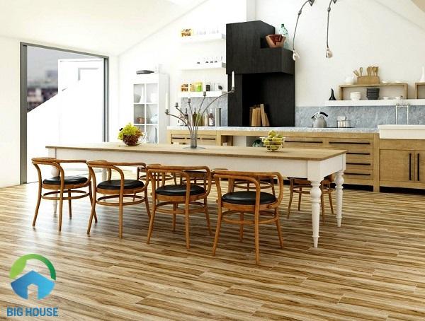 0003 cũng là mẫu gạch vân gỗ cao cấp kích thước200×1000mm của Tasa