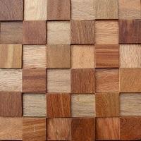 Gạch mosaic gỗ