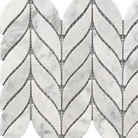 Gạch mosaic hình lá