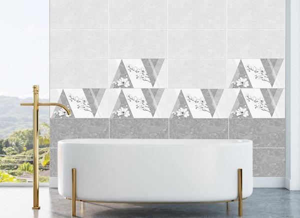 gạch giả đá tasa ốp tường nhà tắm