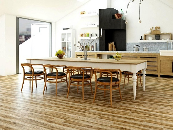 gạch tasa lát nền phòng bếp 0002 kích thước 20x100