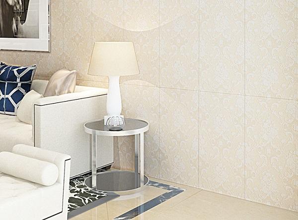 gạch ốp tường màu vàng hoàn mỹ 18036