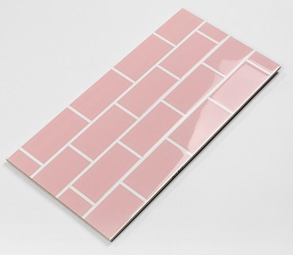 gạch ốp 30x60 màu hồng