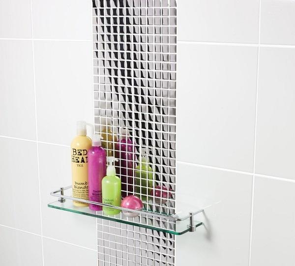 Gạch mosaic ốp phòng tắm sang trọng